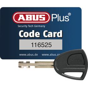 ABUS Bordo Centium 6010 Antivol pliant, black/silver